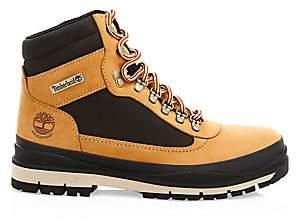 Timberland Men's Field Trekker Waterproof Leather Combat Boots