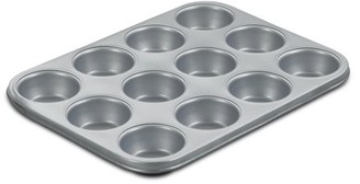 Cuisinart Chef's Classic Bakeware 12 Cup Muffin Pan