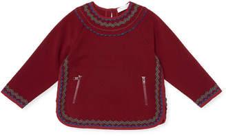 Stella McCartney Embroidery Sweater