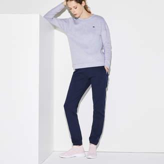 Lacoste Women's SPORT Fleece Tennis Sweatshirt
