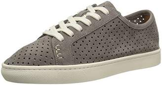 Soludos Women's Perforated Lace up Sneaker Flat