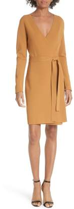 Diane von Furstenberg Knit Wrap Dress
