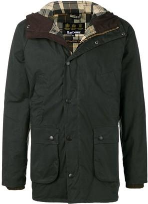 Barbour classic wax jacket