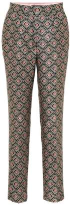 Dolce & Gabbana Floral brocade tailored pants