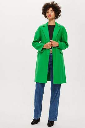 Topshop Petite Relaxed Coat