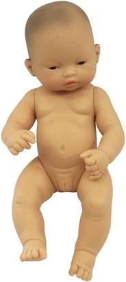 Miniland Baby Doll Asian Girl, 32 cm