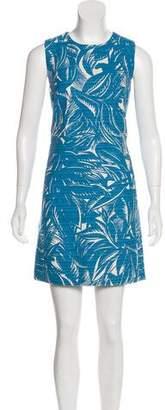 Tory Burch Sleeveless Mini Dress