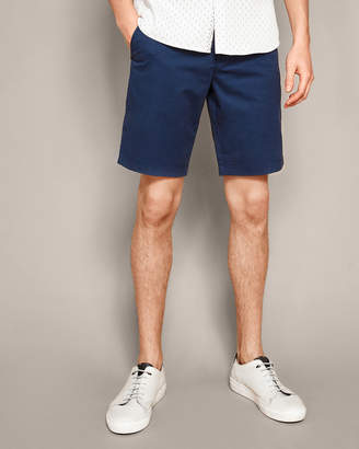 Ted Baker PROSHOR Cotton chino shorts
