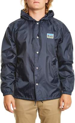 Brixton Nobel Water Repellent Hooded Jacket