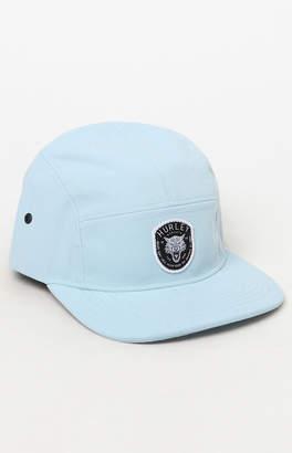 Hurley Coastal Wolf Strapback Hat