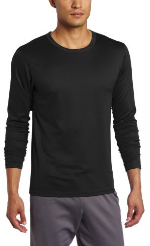 Duofold Men's Base Weight First Layer Crew Thermal Top
