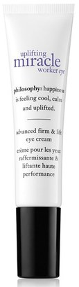 Philosophy 'Uplifting Miracle Worker' Eye Cream $69 thestylecure.com