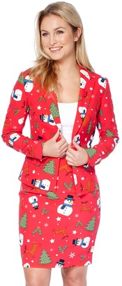 a94f922dc Women's Opposuits Holiday Jacket & Skirt Set