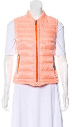 ADD Sleeveless Quilted Vest