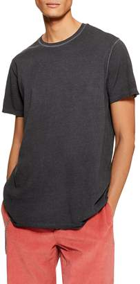 Topman Smoked Classic Fit T-Shirt