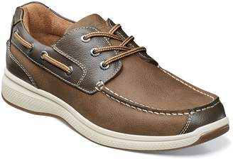 eec26b51f93ef Florsheim Brown Rubber Sole Men s Shoes