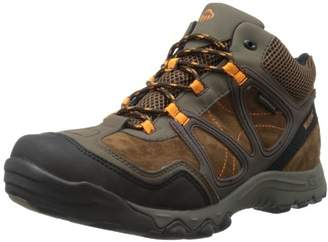 Wolverine Men's Terrain II Mid-Cut Trail Hiker Shoe