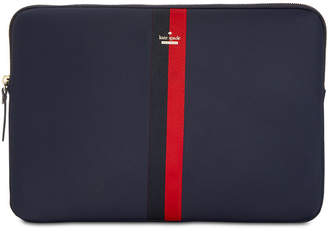 Kate Spade Varsity Stripe Universal Nylon Laptop Case