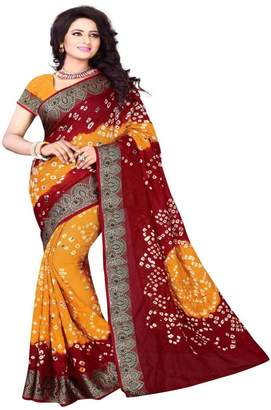 Ruchi Mart Bhagalpuri Indian Bollywood Saree Party Wear Pakistani Wedding Designer Women Sari