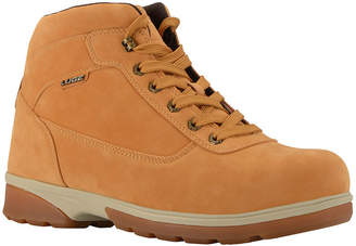 5863060719a6 Lugz Mens Zeolite Mid Water Resistant Slip Resistant Work Boots Lace-up