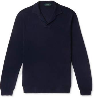 Incotex Slim-Fit Cotton Polo Shirt
