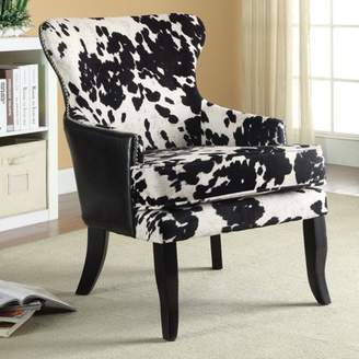 Generic Transitional-Style Accent Chair, Sand