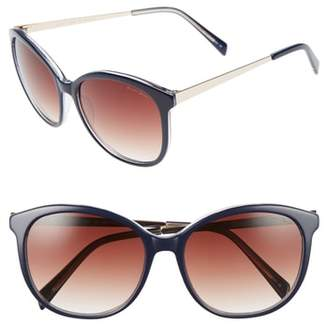 Draper James 56mm Gradient Lens Sunglasses