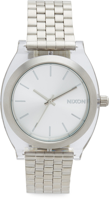 Nixon The Time Teller Acetate Watch $125 thestylecure.com