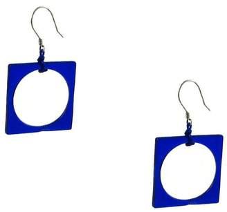 Maku Hoyo Glass Earrings