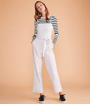2caf7442892 Lou   Grey Conscious Cotton Strappy Jumpsuit