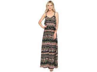 BB Dakota Dixon Printed Maxi Dress Women's Dress
