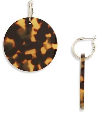 Rachel Comey Masha Disc Drop Earrings