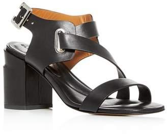 6d1189f80b79 Clergerie Women s Alba Strappy Block-Heel Sandals