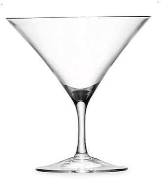 LSA International Set of Four Bar Martini Glasses
