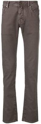 Jacob Cohen slim-fit trousers