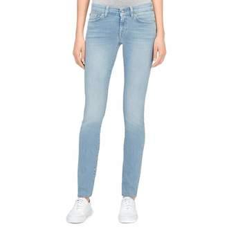 Blue Cristen Slim Illusion Stretch Slim Jeans