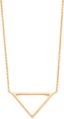 Gorjana Anya Charm Necklace $55 thestylecure.com