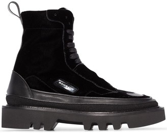 Rombaut Protect Hybrid velvet boots