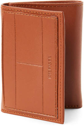 Tommy Hilfiger Tan Harris RFID Leather Wallet