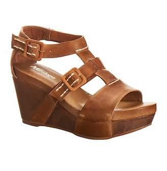 Antelope 961 Leather Wedge Sandal
