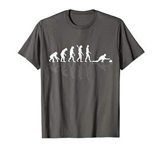 Curling T shirt - Curling Evolution Shirt