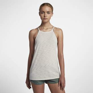 Nike Women's Tank Hurley Solid Dri-FIT Party Ringer