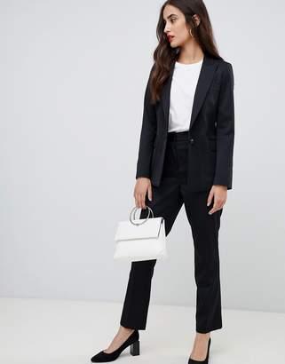 Reiss classic tailored slim leg pants