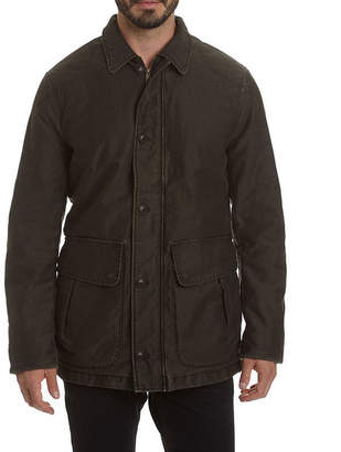 Excelled Leather Excelled Cotton Multi Pocket Barn Coat