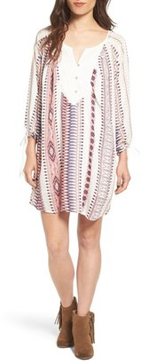 Roxy 'World's Greatest' Shift Dress $59.50 thestylecure.com