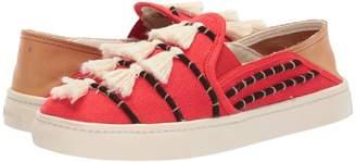 Soludos Tassel Slip-On Sneaker Women's Slip on Shoes