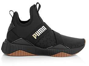 Puma Women's Defy Mid Sparkle Wn Sneakers