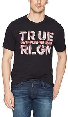 True Religion Men's Established Logo Graphic T-Shirt