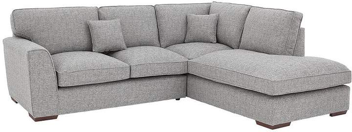 Rio Standard Back Fabric Right-Hand Corner Chaise Sofa