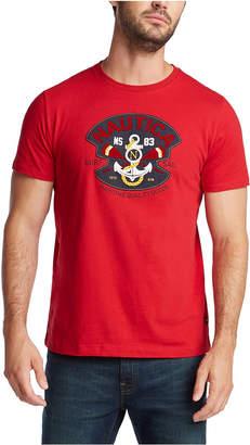 Nautica Men Sun Surf Sail Graphic T-Shirt